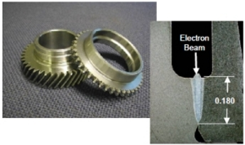 Fig. 6 - Low Carbon Micro-Allloyed Steel Transmission Gear Component