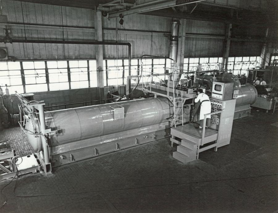 Hamilton Standards' late 1960's 48