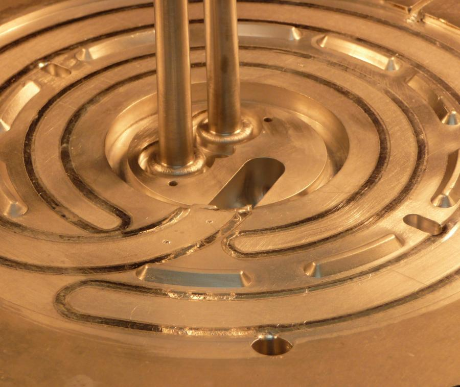 Electronics Electron Beam Welding Ebw Ptr Precision