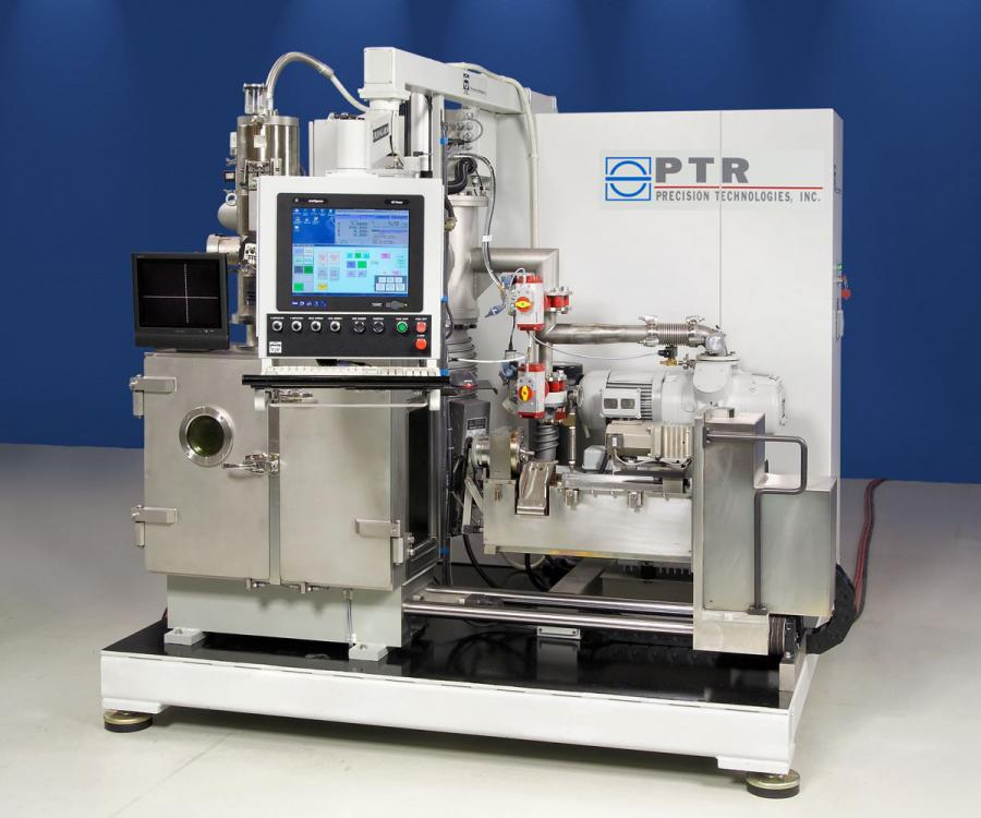 Ebocam Fixed Gun Electron Beam Welding Systems Ptr